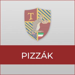 Kemencés pizzák